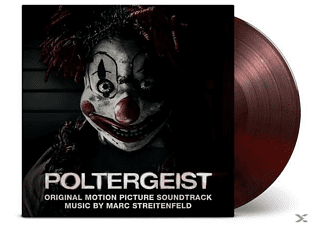 Ost/Various - Poltergeist-Red/Black - (Vinyl)