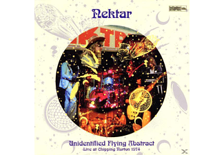 Nektar - Unidentified Flying Abstract-Live At Chipping Nort - (CD)
