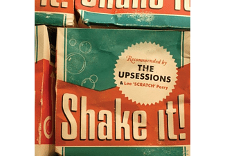 The (Feat. Lee 'Scratchy' Perry) Upsessions - Shake It! - (LP + Bonus-CD)