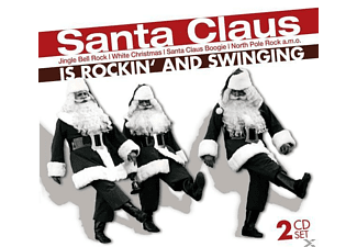 VARIOUS - Santa Claus Is Rocking And Swinging - (CD)