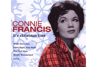 Connie Francis - It's Christmas Time - (CD)