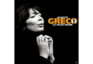 Greco Juliette - La Valse Brune [CD]