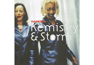 Kemistry - Dj Kicks - (CD)