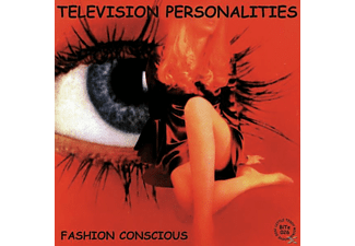 Television Personalities - Fashion Conscious - (CD)