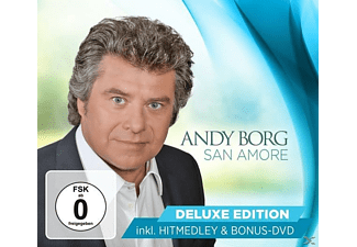 Andy Borg - San Amore-Deluxe Edition [CD + DVD Video]