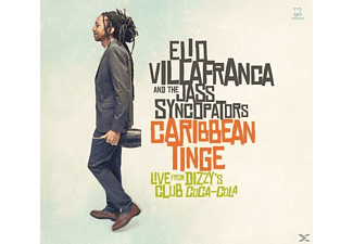 Vilafranca,Elio/Jass Syncopators,The - Caribbean Tinge:Live From D.C. - (CD)