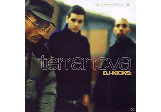 Terranova - Dj Kicks - (CD)