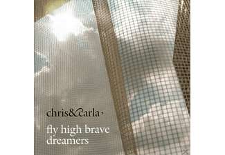 Carla - FLY HIGH BRAVE DREAMERS - (CD)