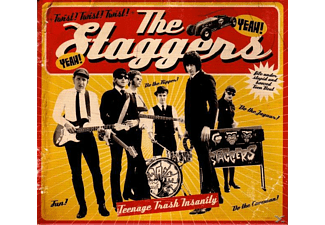 The Staggers - Teenage Trash Insanity - (CD)