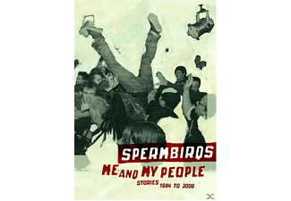 Spermbirds - Me And My People - (DVD)