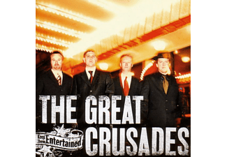 The Great Crusades - Keep Them Entertained - (CD)