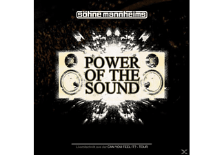 Söhne Mannheims - Söhne Mannheims - Power Of The Sound [CD]