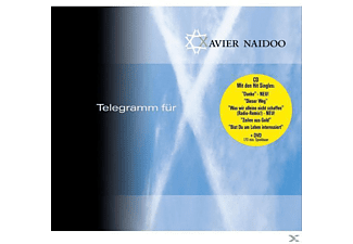 Xavier Naidoo - Telegramm Für X - (CD + DVD Video)