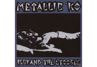 Iggy, Iggy & The Stooges - Metallic K.O.(Orig.1976 Album) [CD]