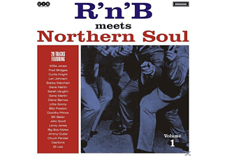 VARIOUS - R'n'b Meets Northern Soul - (Vinyl)