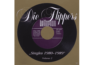 Die Flippers - Singles 1980-1989 Vol.2 [CD]