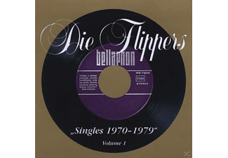Die Flippers - Singles 1970-1979 Vol.1 - (CD)