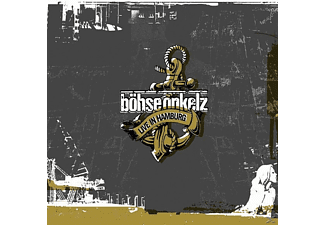 Böhse Onkelz - Live in Hamburg [CD]