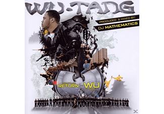 (produced+mixed By) Dj Mathematics - Return Of The Wu & Friends - (CD)