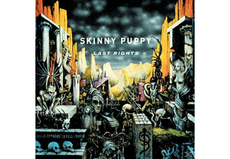 Skinny Puppy - Last Rights - (CD)