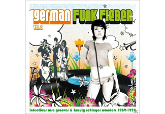 VARIOUS - German Funk Fieber  2 - (CD)