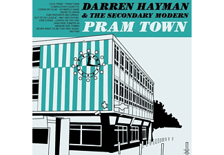 Darren & The Secondary Modern Hayman - Pram Town [CD]