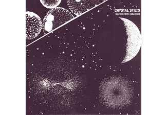 Crystal Stilts - In Love With Oblivion [CD]