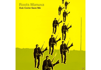 Roots Manuva - Dub Come Save Me - (CD)