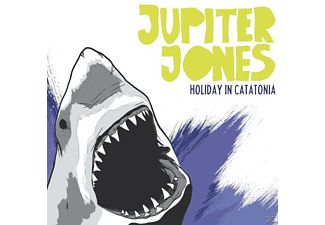 Jupiter Jones - Holiday In Catatonia (Lim.Ed./Col.Vinyl+Cd-Ep) [Vinyl]