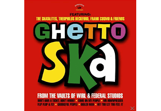 VARIOUS - Ghetto Ska - (CD)