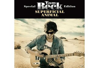 Tom Beck - Superficial Animal/Spec.Ed. - (CD + DVD Video)