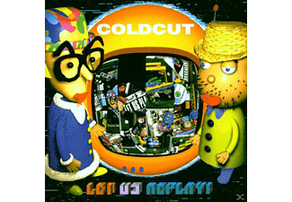 Coldcut - Let Us Replay - (CD)