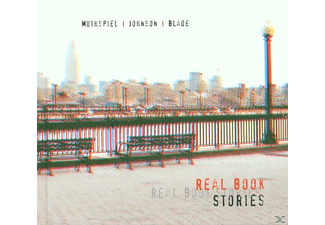Muthspiel - Real Book Stories - (CD)