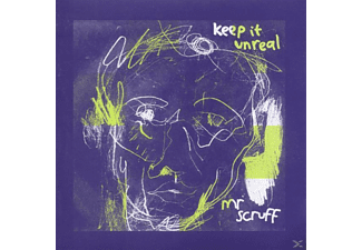 Mr. Scruff - Keep It Unreal [CD]