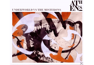 Underworld Vs The Misterons - Athens - (CD)
