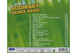 The Goombay Dance B - Best Of Goombay Dance Band - (CD)