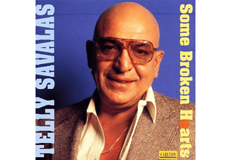 Telly Savalas - Some Broken Hearts Never - (CD)