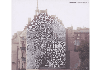 Martyn - Ghost People - (CD)
