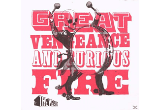 The Heavy - Great Vengeance & Furious Fire - (CD)