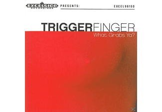 Triggerfinger - What Grabs Ya? - (CD)