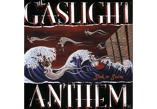 The Gaslight Anthem - Sink Or Swim (Coloured Vinyl) - (Vinyl)