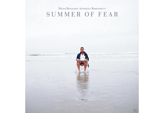 Miles Benjamin Anthony Robinson - Summer Of Fear [CD]