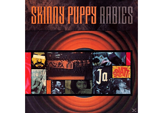 Skinny Puppy - Rabies (Remastered) - (CD)