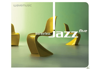VARIOUS - Moreorless Jazz - Vol.5 - (CD)