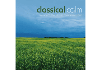 VARIOUS - classical calm Vol.2 - (CD)