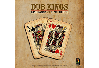 King Jammy At King Tubby's - Dub Kings - (CD)