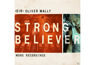 "Oliver ""sir"" Mally - STRONG BELIEVER - (CD)"