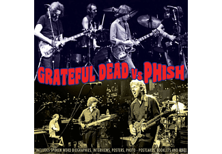 Grateful Dead Vs Phish - The Lowdown - (CD)