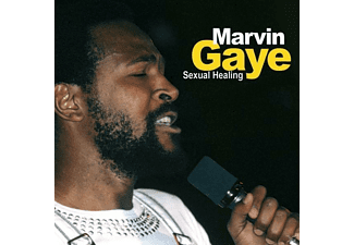 Marvin Gaye - Sexual Healing - (CD)