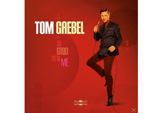 Tom Gaebel - So Good To Be Me - (Vinyl)